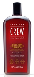 Šampūns American Crew Daily Deep Moisturizing, 1000 ml
