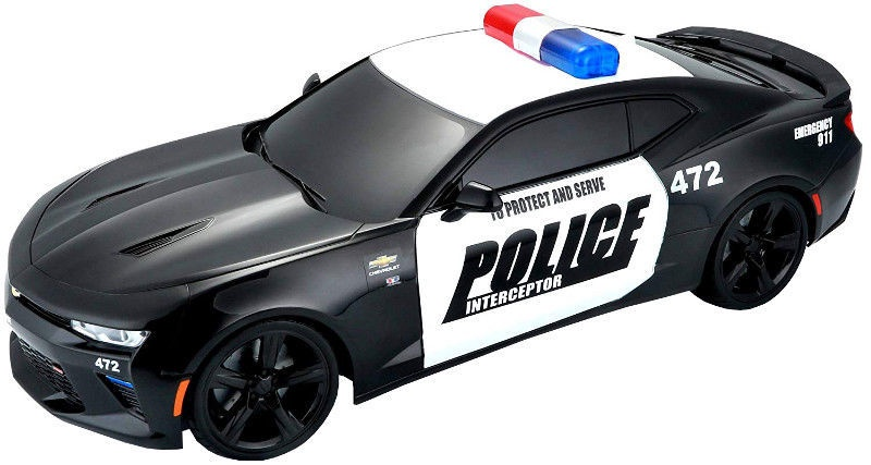 Automašīnas Maisto Tech Chevrolet Camaro Police Car 81276