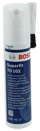 Smērviela Bosch TO 102 Superfit Brake Lubricant 200ml