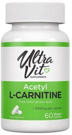 UltraVit Acetyl L-Carnitine 60 Caps