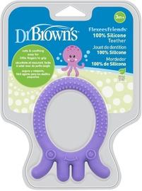 Zobu riņķis Dr Brown's Flexees Friends Teether Octopus TE006-P2