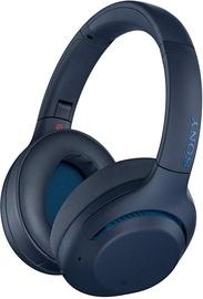 Austiņas Sony WH-XB900N Blue, bezvadu