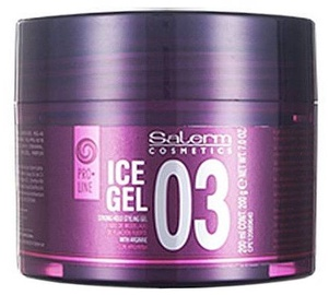 Matu pomāde Salerm Cosmetics Proline Ice Gel 200ml