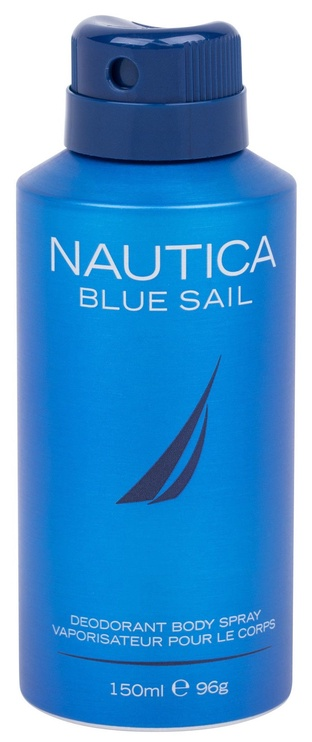 Дезодорант для мужчин Nautica Blue Sail, 150 мл
