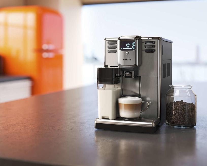 Kafijas automāts Philips EP5365/10 Black