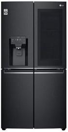 Ledusskapis LG GMX945MC9F, divas durvis