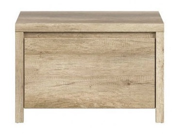 Шкаф для обуви Black Red White Kaspian Oak, 660x405x445 мм