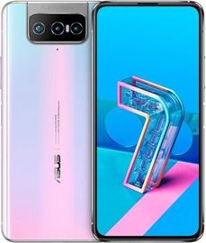 Mobilais telefons Asus Zenfone 7 ZS670KS Pastel White, 128 GB