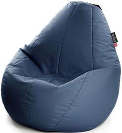 Sēžammaiss Qubo Comfort 90, zila, 200 l