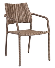 Home4you Minster Garden Chair Brown