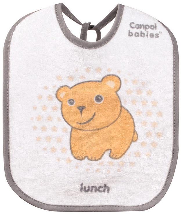 Canpol Babies Cotton Terry Bibs 3pcs 2/103