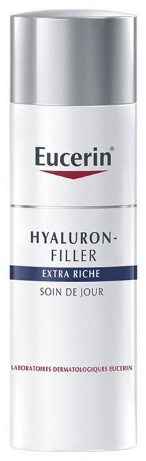 Sejas krēms Eucerin Hyaluron-Filler Extra Rich Cream, 50 ml