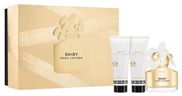 Komplekts sievietēm Marc Jacobs Daisy 50 ml EDT + 75 ml Body Lotion + 75 ml Shower Gel New Design