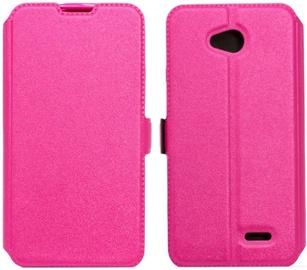 Telone Shine Book Case For Samsung Galaxy J1 J120F Pink
