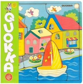 Quokka Mosaic Puzzle Buildings