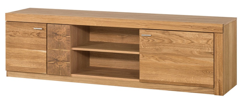 TV galds Szynaka Meble Velle 25 Oak, 1800x420x530 mm
