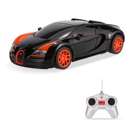 Automašīnas Rastar Bugatti Grand 1:24 Toy RC Car