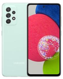 Mobilais telefons Samsung Galaxy A52s 5G, zaļa, 6GB/128GB