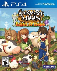 Harvest Moon: Light of Hope Special Edition PS4