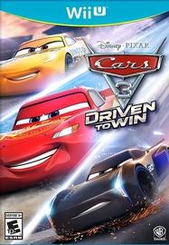 Cars 3: Driven To Win WiiU