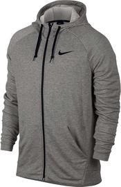 Nike Dry Hoodie FZ Fleece 860465 063 Light Grey XL