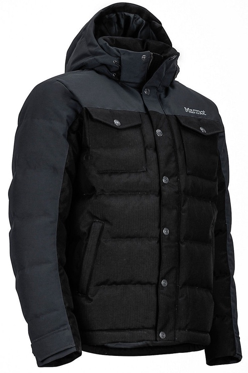 Marmot Mens Fordham Jacket Black M
