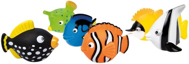 Ūdens rotaļlieta Lena Fish & Fun 65521, 18 gab.