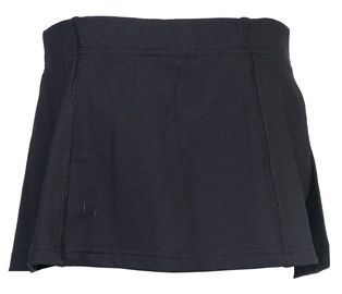 Bars Womens Tennis Skirt Black 16 152cm
