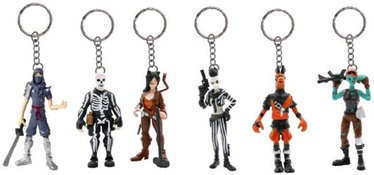 Jazwares Fortnite 3D Key Chain Assortment