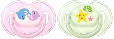 Philips Avent Classic Pacifiers 2pcs 0 SCF 169/36
