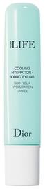 Acu krēms Christian Dior Hydra Life Cooling Hydration Sorbet Eye Gel, 15 ml