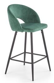 Halmar Bar Chair H96 Dark Green