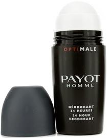 Vīriešu dezodorants Payot Homme 24 Hour Roll On, 75 ml