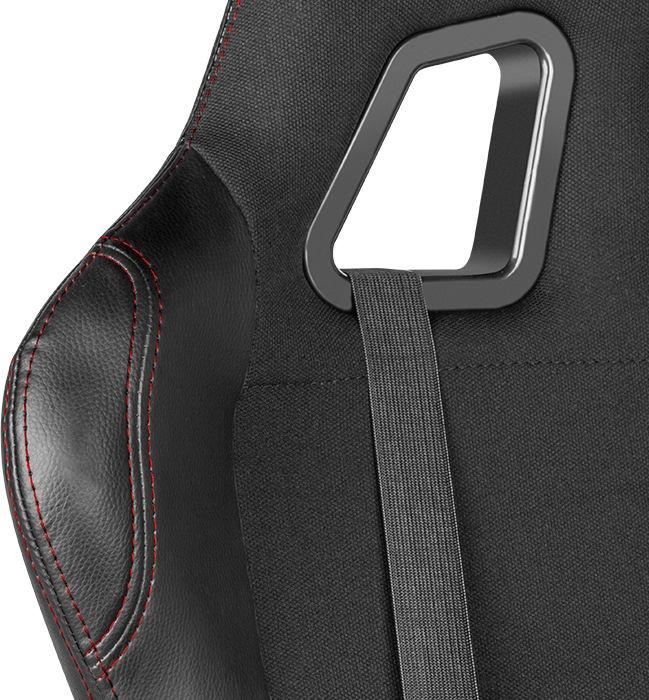 Spēļu krēsls Genesis Nitro 550 Black