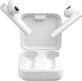 Bezvadu austiņas Xiaomi Mi True 2 Basic in-ear, balta