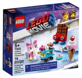 Konstruktors Lego The Movie Unikitty's Sweetest Friends EVER 70822