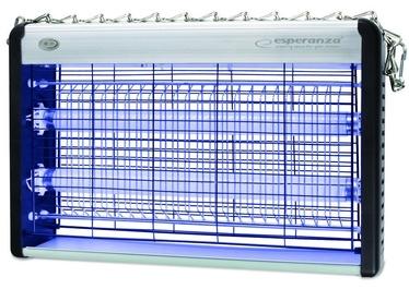 Электронная ловушка для насекомых Esperanza Hunter Insect Killer Lamp