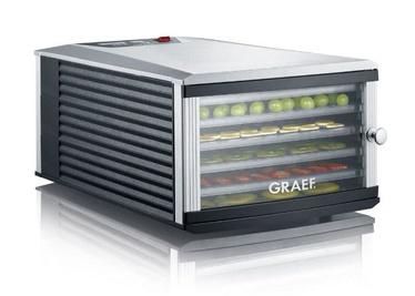 Сушилка для фруктов Graef DA506EU, 630 Вт