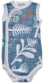 Lodger Botanimal Sleeveless Bodysuit Ocean 62cm