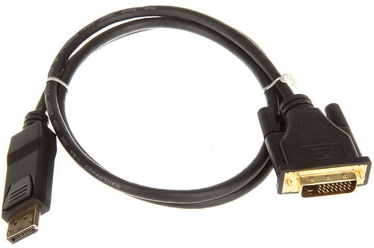 InLine DisplayPort To DVI Cable 1m Black