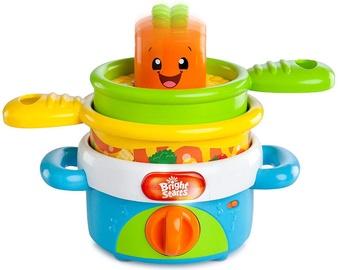 Interaktīva rotaļlieta Bright Starts Stack & Giggle Pots 52127