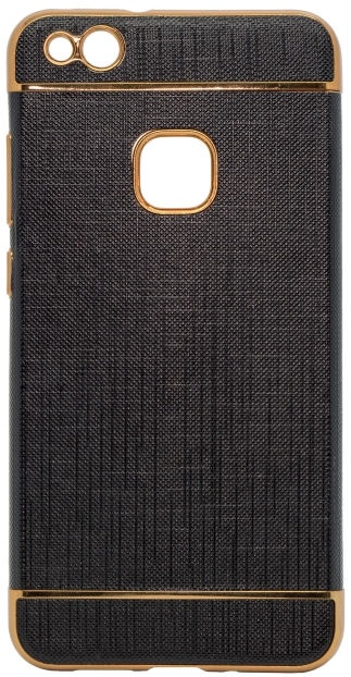 Mocco Exclusive Crown Back Case For Apple iPhone 5/5s/SE Black