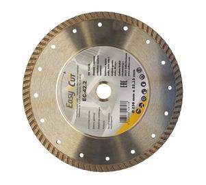 Dimanta griezējdisks Cedima Turbo, 115x2,2x22,23mm