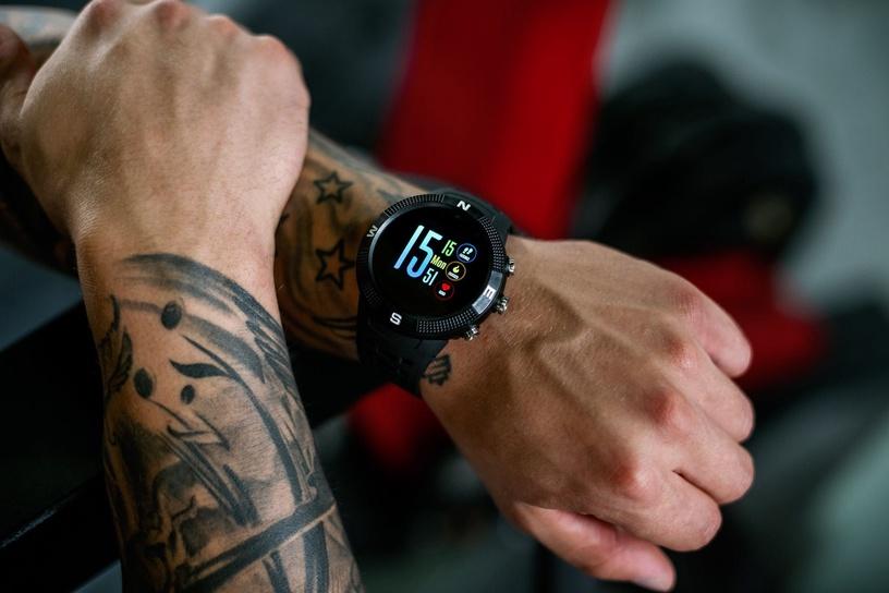 Garett Sport 27 GPS Black