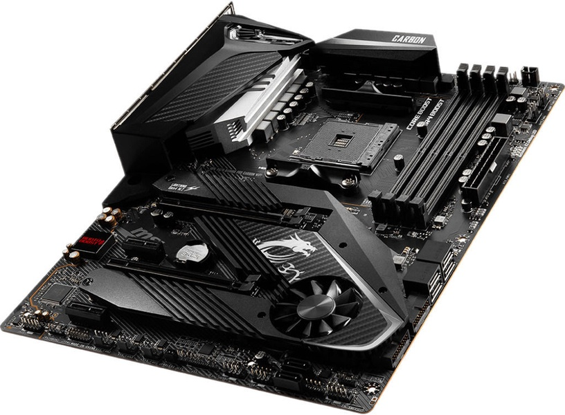 MSI MPG X570 GAMING PRO CARBON WI-FI
