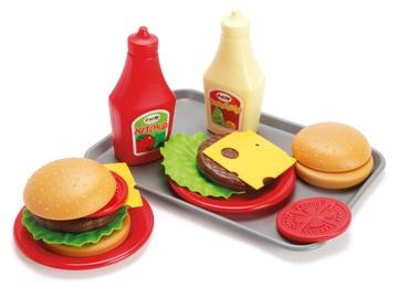 Lomu spēle Dantoy Burger Set 4670