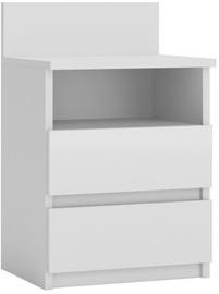 Ночной столик Top E Shop M1 Malwa, белый, 40x32x59 см