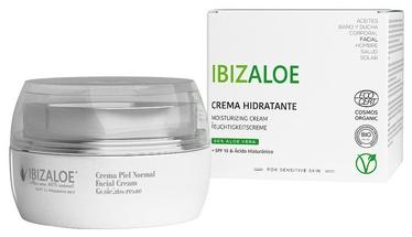 Ibizaloe Moisturizing Cream SPF15 50ml