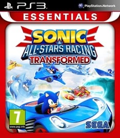 Sonic & All Stars Racing Transformed PS3