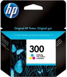 HP NO 300 Tri-Colour Blister